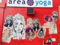 'I am my own guardian' mural in Brooklyn