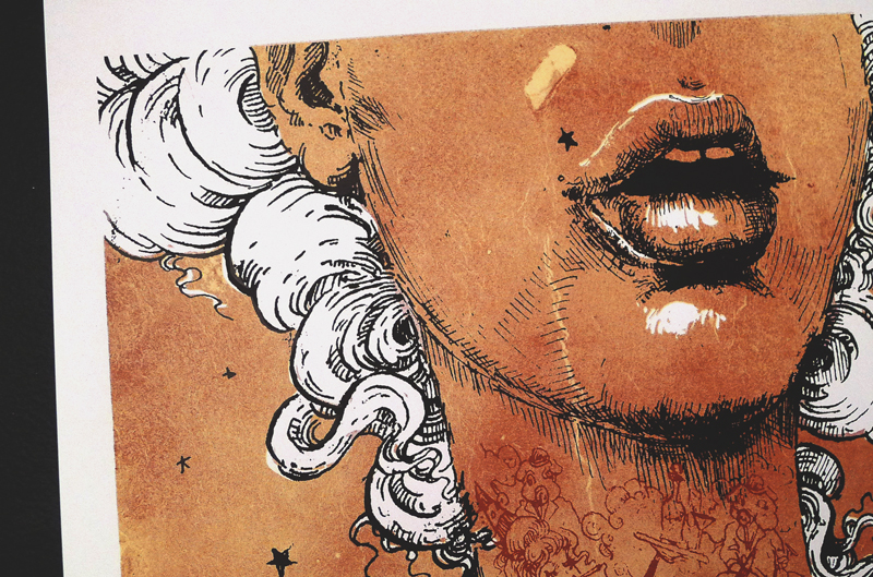 Lips-detail
