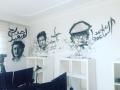 Mohammed al Maghout, Julia de Burgos, George Orwell