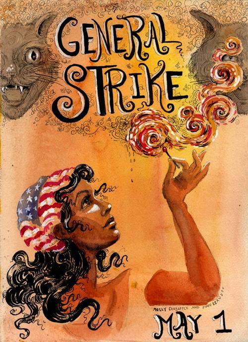 Illustration The Art Of Molly Crabapple