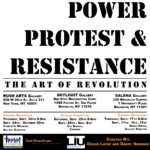 Protest Power and Resistance Save the Date